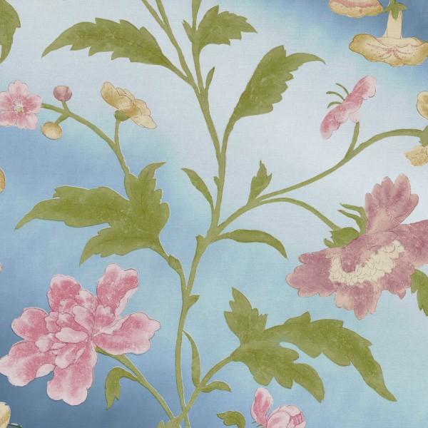 China Rose - BLUE LUSTRE