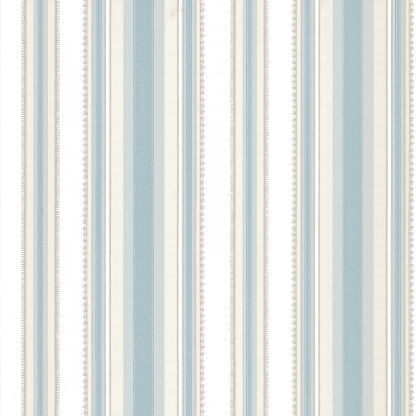 Colonial Stripe - CLASSIC BLUE